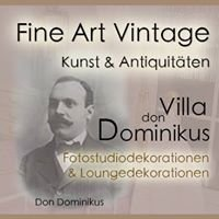 Fine Art Vintage Villa-don-Dominikus
