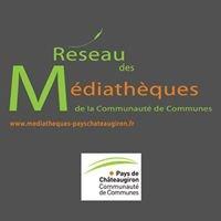 Le réseau des Médiathèques du Pays de Châteaugiron