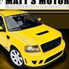 Matt's Motors
