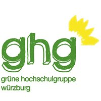 Grüne Hochschulgruppe Würzburg - GHG