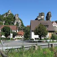 Felsendorf Tüchersfeld