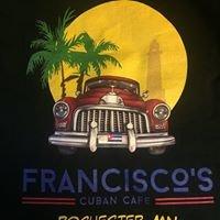 Francisco's Cuban Cafe