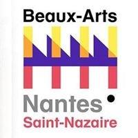 Beaux-Arts Nantes Saint-Nazaire —site Saint Nazaire