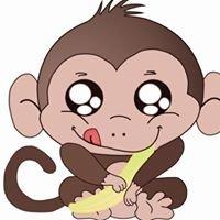Małpka Artykuły dziecięce