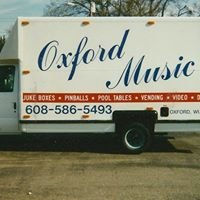 Oxford Music Games & Vending
