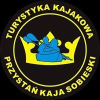 Przystań Kajakowa KAJA w Sobieskach