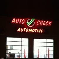 Auto Check Automotive Ltd.