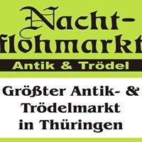 Nachtflohmarkt Erfurt