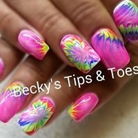 Nails By Becky's Tips & Toes