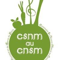 CSNM au CNSM