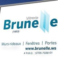 Vitrerie Brunelle 1953
