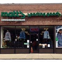 Matts Sporting Goods