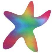 Magic Starfish Tie Dye