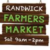 Randwick Farmers Market Frances Street