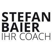 Stefan Baier. IHR COACH.