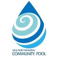 Jack Hort Memorial Community Pool