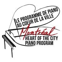 Montreal Heart of the City Piano Program