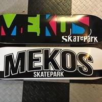 Mekos Indoor Skatepark
