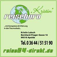 "Reisebüro ""Kristin"""