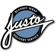 Justo Blanket Wrap Delivery Service