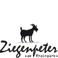 Ziegenpeter am Rheinpark