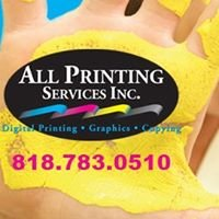 All Printing Services Inc.