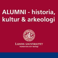 Alumni - Historia, Kultur, Arkeologi - Lunds universitet