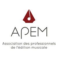 Association des professionnels de l'édition musicale - APEM