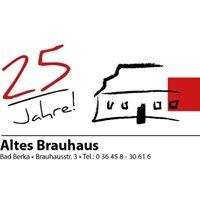 Altes Brauhaus - Bad Berka