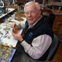 Ed Beacham, Master Clockmaker