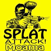 Splat Attack Paintball Echuca Moama