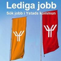 Lediga jobb i Ystads kommun