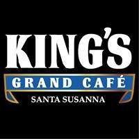 Kings Grand Café,  Santa Susanna