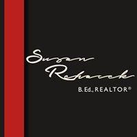 Susan Rehacek, B.Ed., Edmonton Real Estate Agent