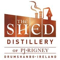 The Shed Distillery by P. J. Rigney
