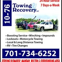 10-76 Towing & Recovery, LLC