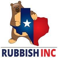 Rubbish INC - Austin Dumpster Rental