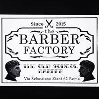 The barber factory hairdresser