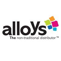 Alloys, the non-traditional distributor