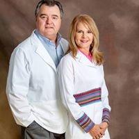 Dr. Sandra Petrocchi and Dr. Luis Arango