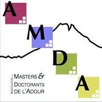 AMDA 2017-2018 - Association des Masters et Doctorants de l'Adour