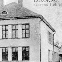 Obecná knižnica v Lozorne