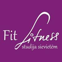 Fit fitness studija sievietēm