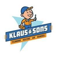 Klaus & Sons Plumbing Heating & Air-Conditioning
