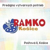 Ramko - Výtvarné potreby