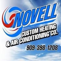 Novell Custom Heating & Air Conditioning Company