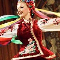 """The State Ukrainian Model Dance Group """"Barvinochok"""""""