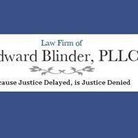 Law Firm of Edward Blinder, PLLC