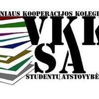 Vilniaus kooperacijos kolegijos Studentų atstovybė