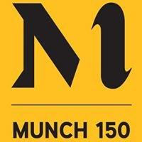 Nedre Ramme - Edvard Munch